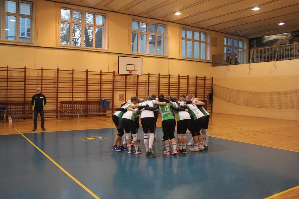 Mecz I Ligi Małopolskiej z MKS MOS Wieliczka